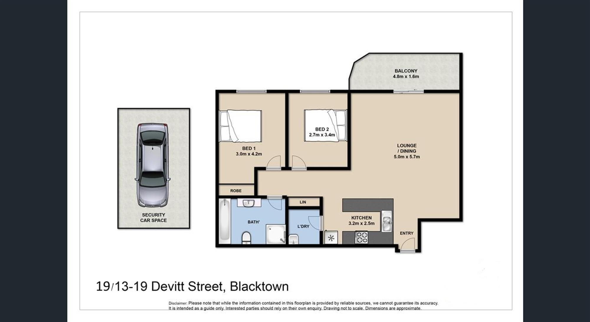 19/13-19 Devitt Street BLACKTOWN, NSW 2148