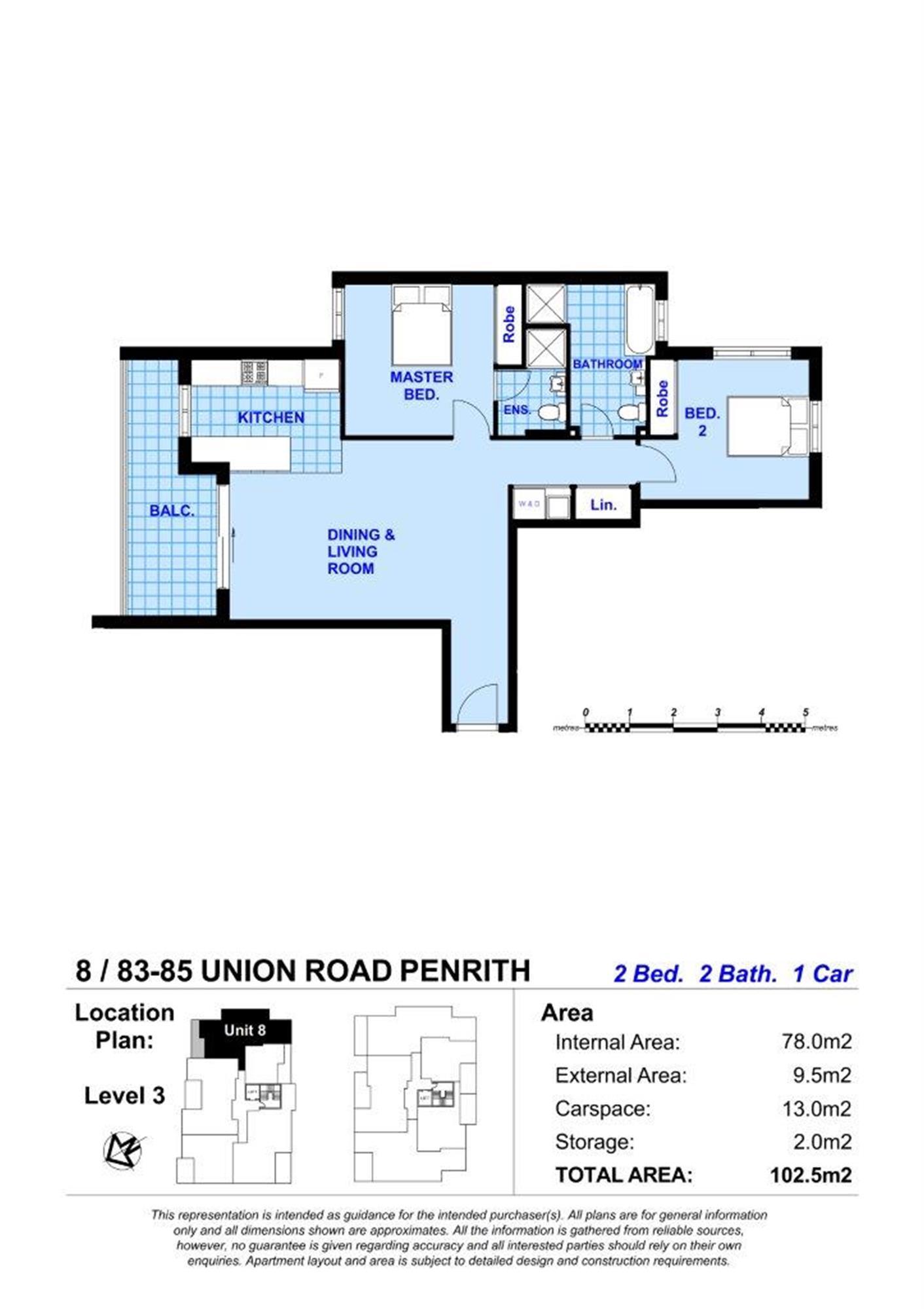 8/83-85 Union Road PENRITH, NSW 2750