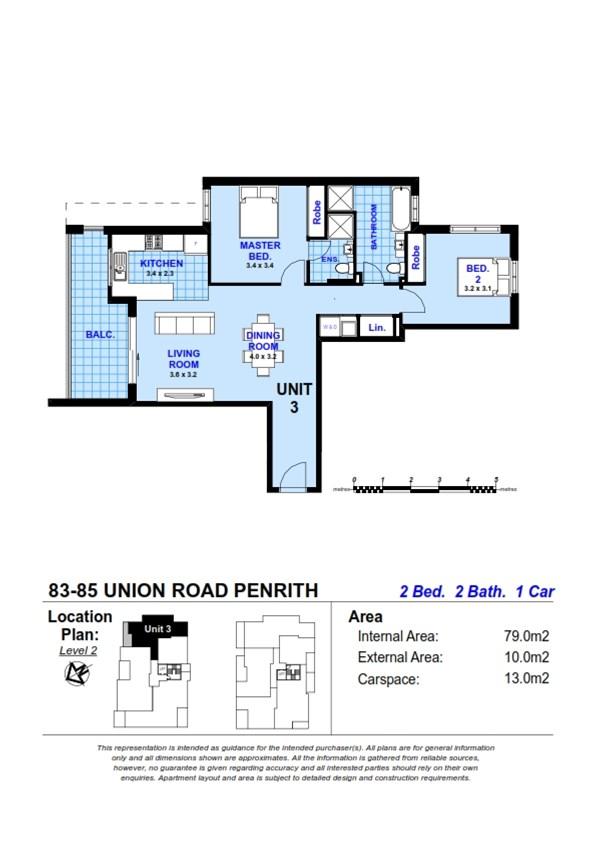 3/83-85 Union Road PENRITH, NSW 2750
