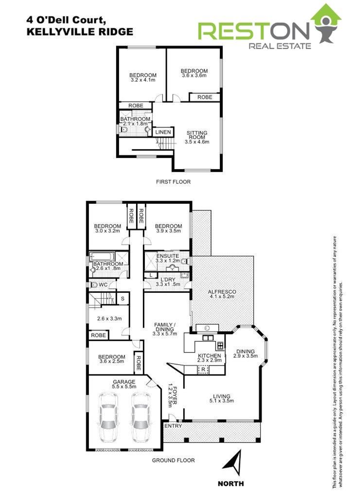 4 Odell Court KELLYVILLE RIDGE, NSW 2155
