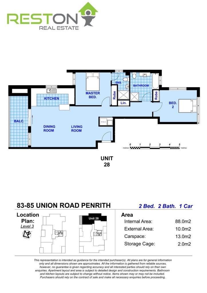 28/83-85 Union Road PENRITH, NSW 2750