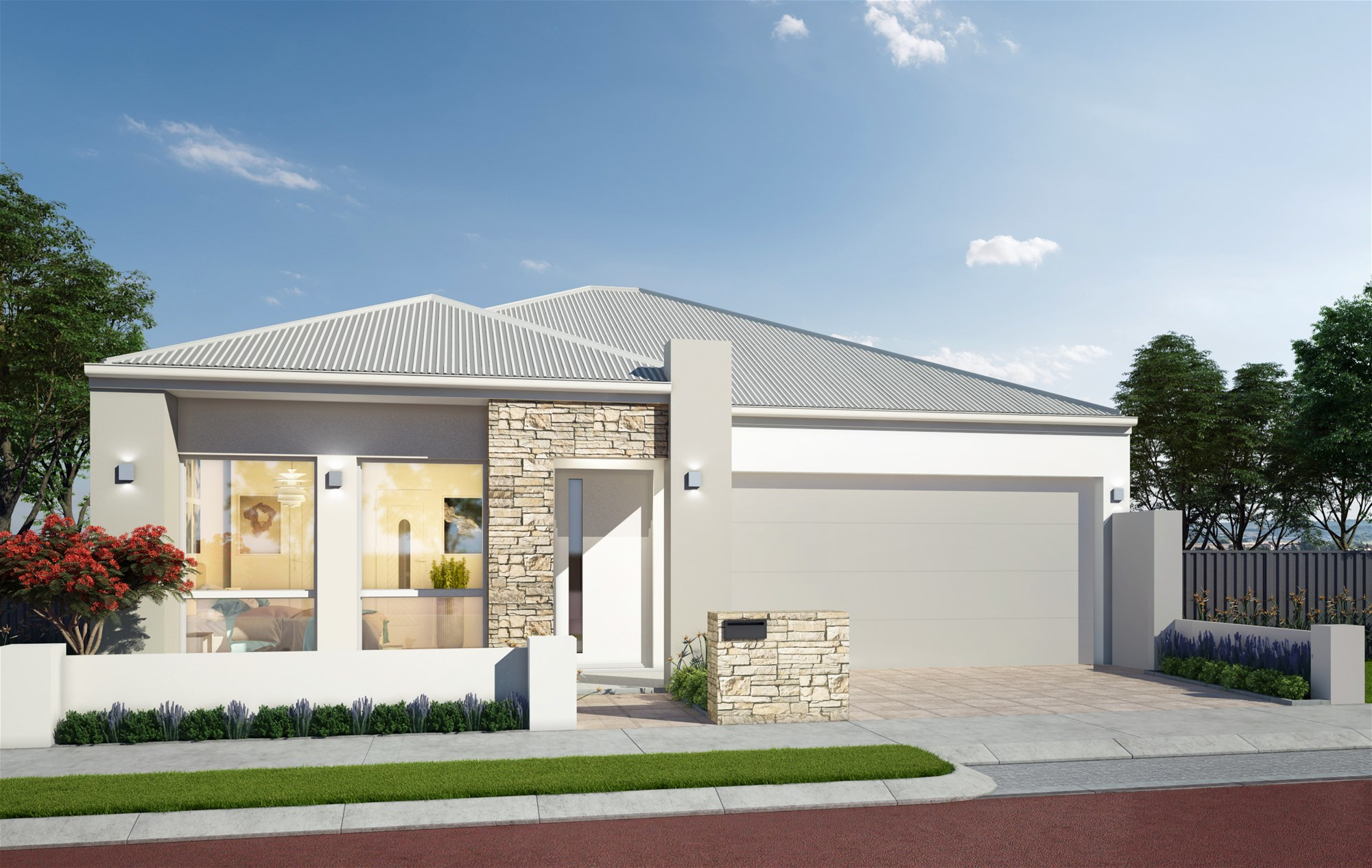 Fully Completed 3 Bedroom Home - You Own It!
