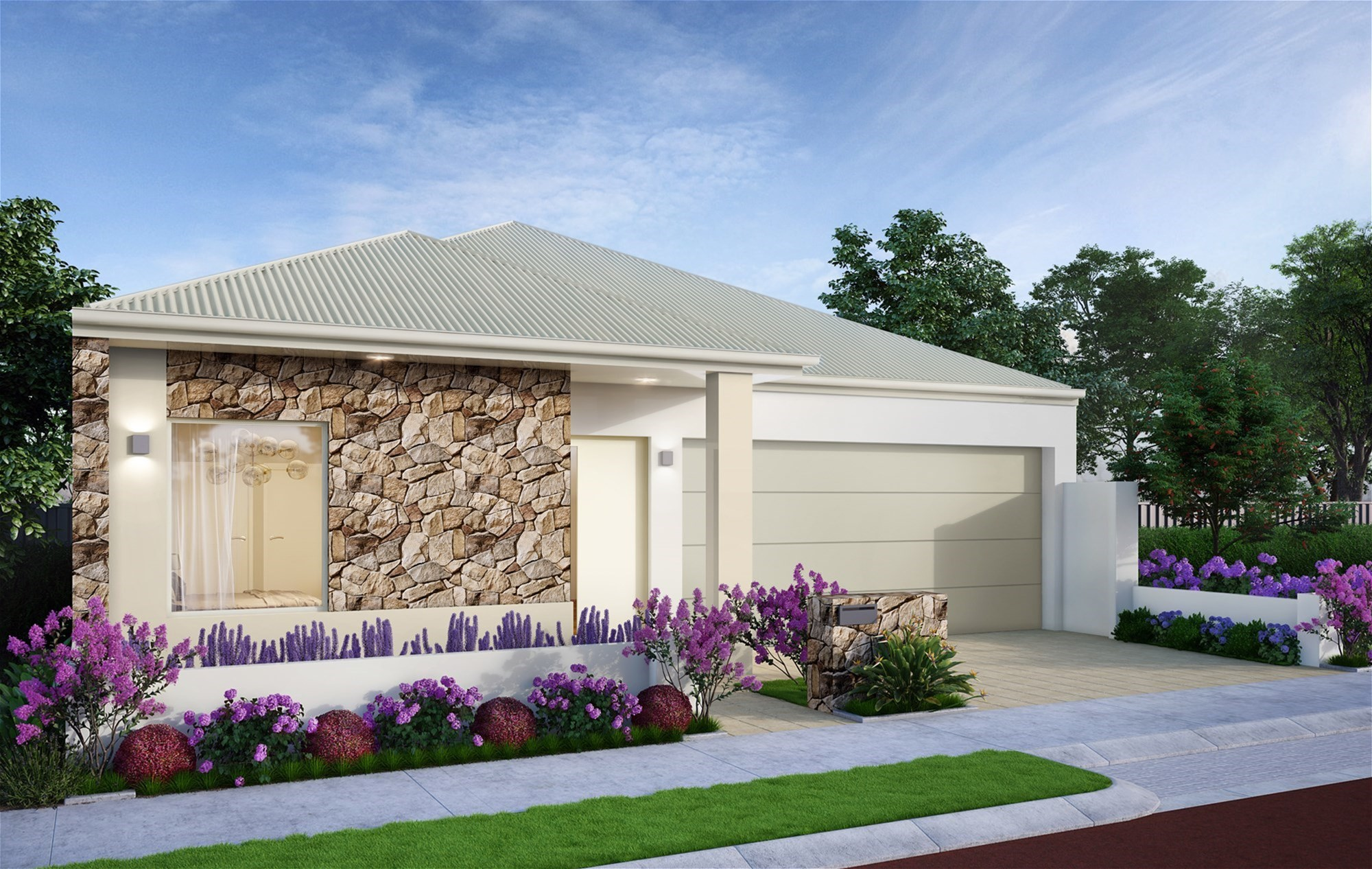 The Green Fairway Village   Over 55s living