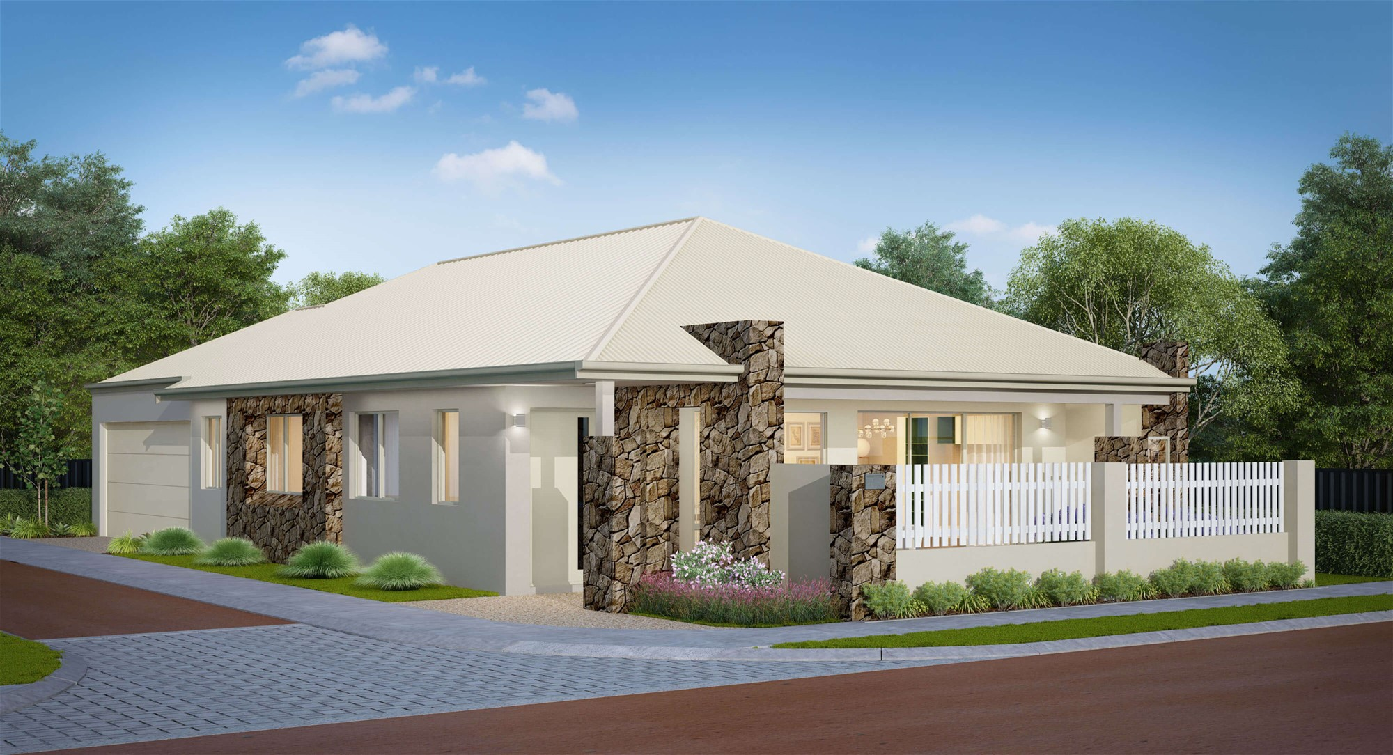 The Green Fairway Village | Over 55s living